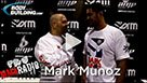 Mark Munoz Interview