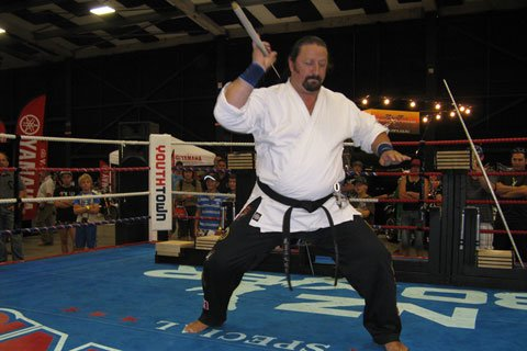 My System Combines Aspects Of Tae Kwon Do, Aikido, Hapkido, Shotokan Karate, Iron Palm, Iron Fist And Wing Chun.