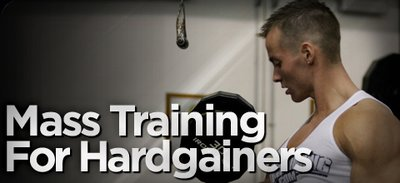 Mass Training For Hardgainers!