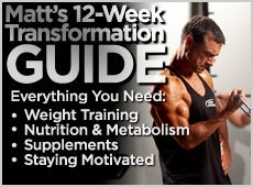 12-Week Transformation Guide.