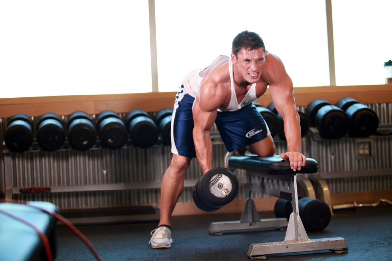 Muscle Training 120