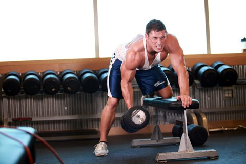 Anaerobic, High-Intensity Resistance Training Is The Best Exercise Stimulus For Muscle Growth.