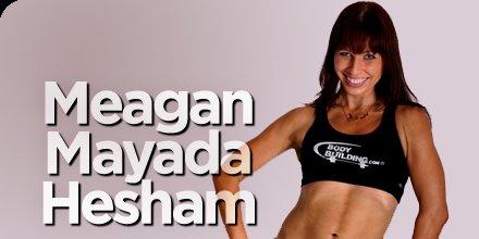 Meagan Mayada Hesham
