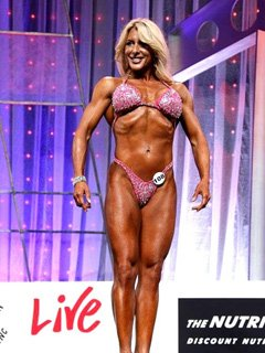I Want To Continue Competing In Figure For As Long As Possible
