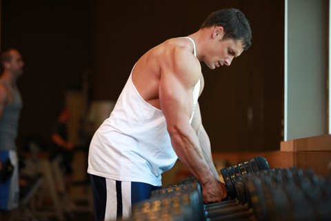Be Ready To Use Less Weight Than You Normally Do, Being Seated Really Isolates Your Shoulders.