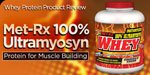 Met-Rx 100% Ultramyosyn Whey Protein Review: Protein For Muscle Building!