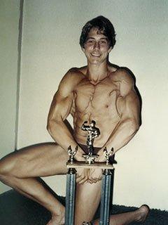 Michael Baltz Circa 1981.