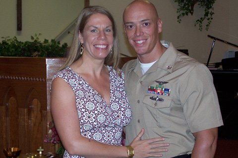The Biggest Obstacle In Leading A Military Lifestyle Is Definitely Long Separation Periods From Your Wife