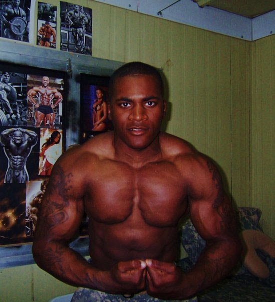 Bodybuilding.com - Military Amateur Bodybuilder Of The Month - Patrick Hines ...