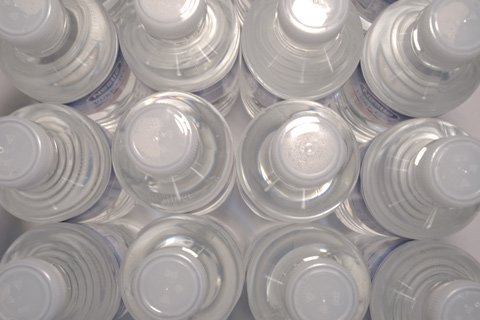 Time Magazine Had An Article On Bottled Water, And It Flatly Stated That 85% Of All The Bottled Waters Out There Aren't Very Good.