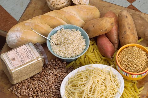 Athletes Should Not Be Afraid Of Eating Carbohydrates.