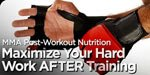 MMA Post-Workout Nutrition: Maximize Your Hard Work AFTER Training!