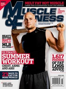 Muscle & Fitness June 2010