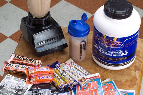 What kind of Protein, Multivitamin, Creatine, NO Product Are You On?