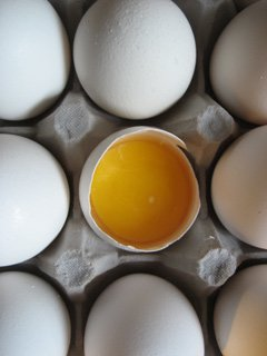 Egg Whites Are Your Best Bet First Thing In The Morning