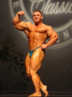 We Also Flew In Flex Lewis To Chaperone The Younger Medici Through A Dream Day In The Bodybuilding Capital Of The World