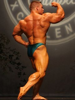Flex Lewis Qualified For The IFBB Pro At 24