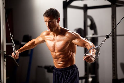 When It Comes To Muscle Growth The Only Way To Build A Muscle Is To Damage It.