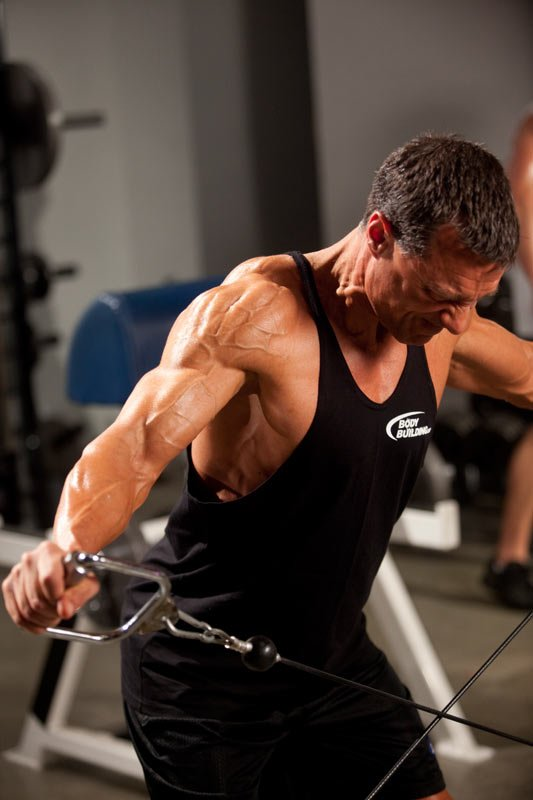 Fitness Success After 40 Part 2: Muscle Building Basics!