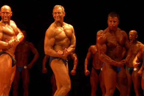I Loved Having A Competition To Train For