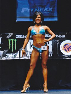 I Was Hooked And Started Researching In A Variety Of Bodybuilding Magazines And Started To Visualize Myself Competing In A Figure Competition.