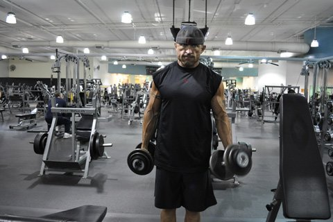For All Upper Body Exercises I Try To Only Take 60 Seconds Between Sets