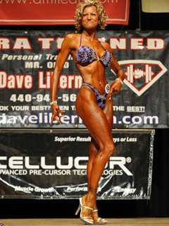 I Even Entered My Very First Figure Competition And Placed 8th, All With Free Information