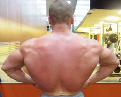 Marc Has Great Back Width, But Lacks The Thickness Needed To Take It To The Next Level.