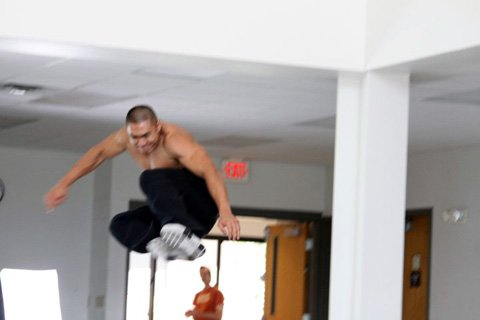 My Training Tends To Be A Hybrid Of Skilled Aerobic Training, Plyometrics, And Free-Weight Resistance Training.