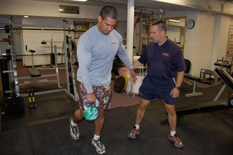 Training With Kevin Kearns You Can Expect To Exercises Like One Legged Kettle Bell Deadlifts.