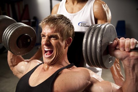 As You Get Stronger, Different Muscles Come Into Play.