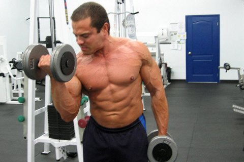 Author, Lee Hayward: 'As You Start Lifting Heavier Weights In Your Workouts, You'll Find That Your Technique Will Have To Change.'