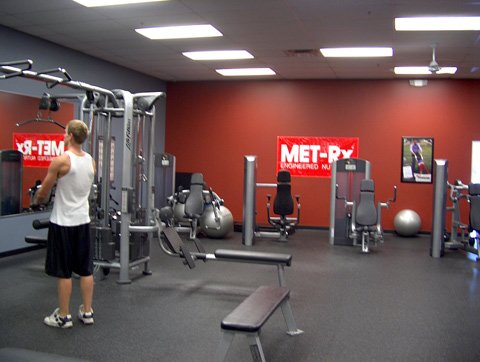 There Is Something For Everyone Here Who Is Looking For A Great Place To Work Out.