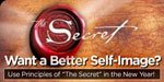 Want A Better Self-Image? Use Principles Of 'The Secret' In The New Year!