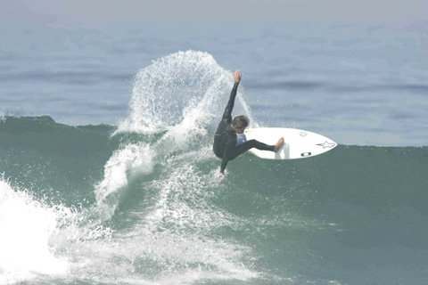 Travis Mellem Is A Professional Surfer Out Of Southern California.