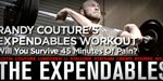 Randy Couture's Expendables Workout: Will You Survive 45 Minutes Of Pain?
