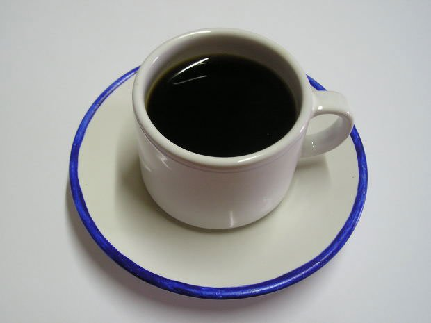 A Certified Organic Cup Of Coffee Could Contain Up To 20 Different Carcinogenic And DNA Damaging Chemicals.