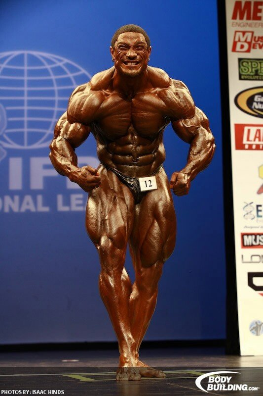 are ifbb pro bodybuilders on steroids