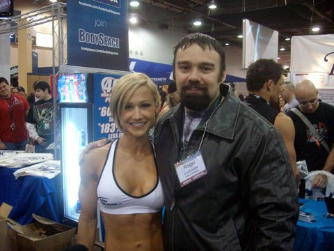 Roger Lockridge And Jamie Eason.