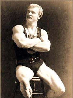 Eugene Sandow Was The First Promoter Of A Professional Bodybuilding Competition