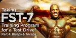 FST-7: Arm Training!