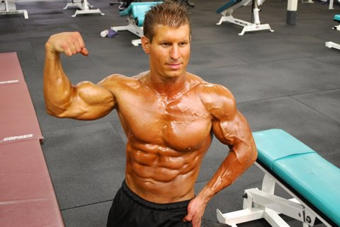 Author, Chad Shaw: 'Most People Tell Me That My Arms Are My Most Outstanding Feature.'