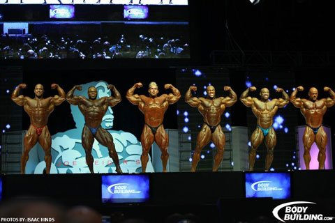 You'll Notice That All Bodybuilders Have One Thing In Common. They Have No Body Hair!