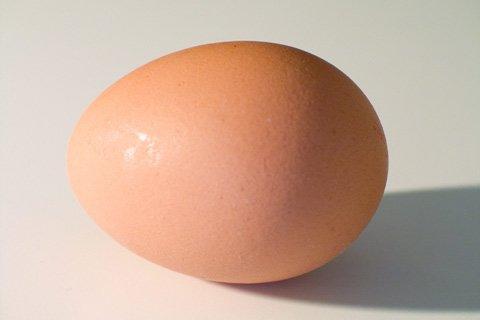 Comutar aos ovos orgânicos deve ajudá-lo a reduzir os níveis de hormonas e de antibióticos que você ingere