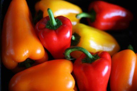 As frutas e verdura descasc finas oferecem pouca proteção dos insecticidas