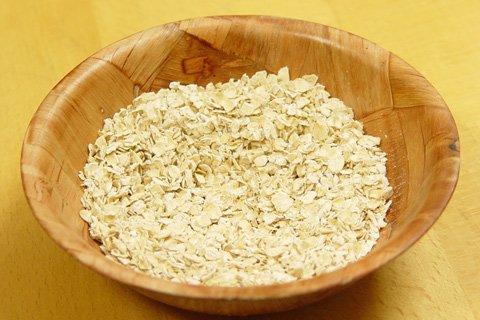Se você come o Oatmeal diversas vezes por a semana, considere comutar à aveia rolada orgânica
