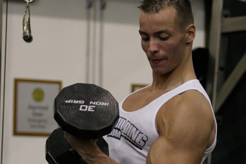 You Lift Weight To Make Muscles Bigger, And The Weights Need To Be Heavy.