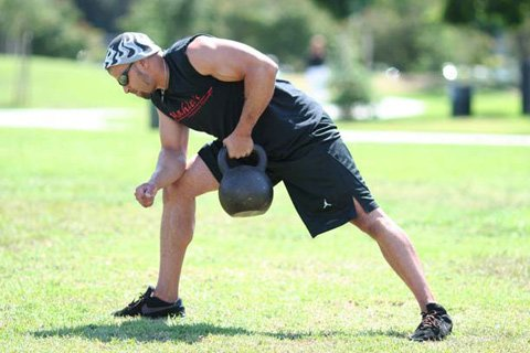 Kettlebells Are The Easiest Way To Combine Speed, Strength, Power, Movement, And Conditioning.