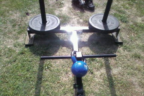 The Prowler; Excellent For Pushing, Pulling, And Sprinting