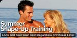 Summer Shape-Up Training: Look And Feel Your Best Regardless Of Fitness Level!